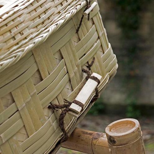 Bambus (Laticce traditionell)