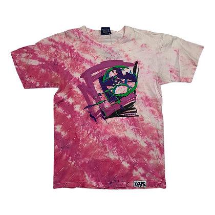 Vintage Umbro Soccer Tie Dye Shirt - YXL
