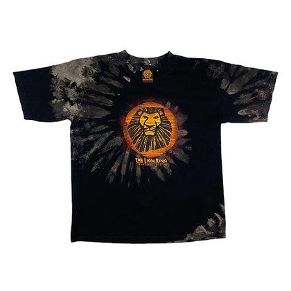 Lion King the Musical Bleach Dye Shirt - YL