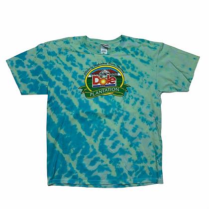 Vintage Dole Plantation Tie Dye Shirt