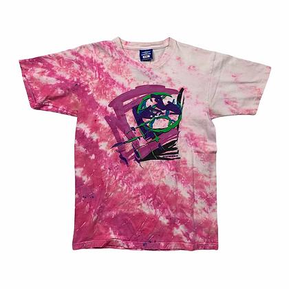 Vintage Umbro Soccer Tie Dye Shirt