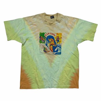 Vintage Staedtler Rawcroc Tie Dye Shirt