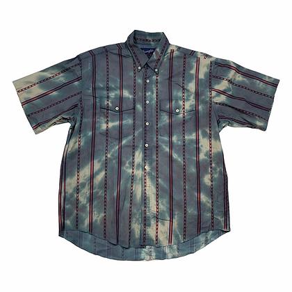 Wrangler Western Tie Dye Button Shirt