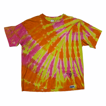 Vintage Ocean Pacific Tribal Surf Tie Dye Shirt