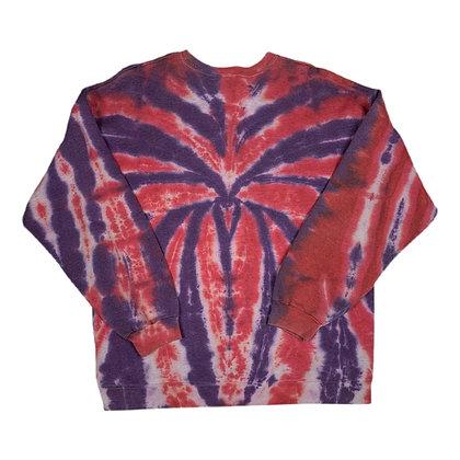 Hanes Blank RP L/S Sweatshirt - L