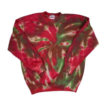 Vintage Gildan Blank L/S Sweatshirt - YL