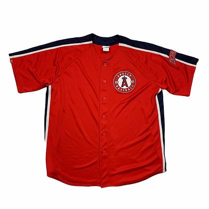 Los Angeles Angels Training Baseball Jersey