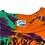Thumbnail: We Be Jammin Belize Tie Dye Shirt