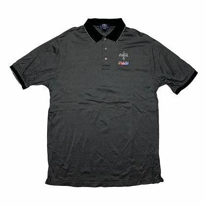 Coca Cola Nascar Embroidered Polo Shirt