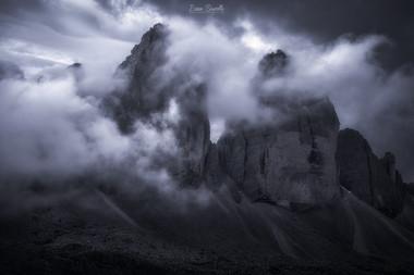 Before the storm - Three Peaks of Lavaredo