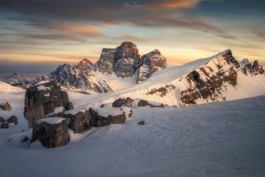 Mondeval - Winter Edition