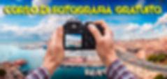 Corso di fotografia gratuito online