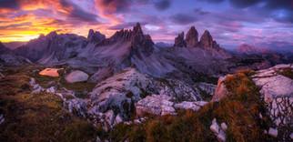 Pano - 3 Peaks of Lavaredo