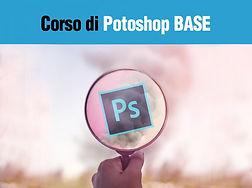Corso di Photoshop base gratuito online