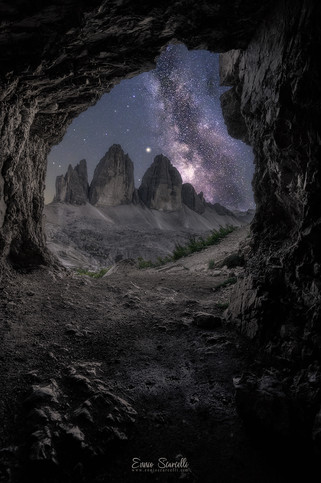 The Star Cave