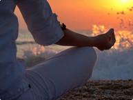 Práticas meditativas dentro de um plano de evolução