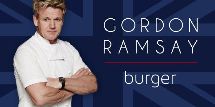 Gordon Ramsay Burgers, Gordon Ramsay, The Lifestyle Guide, Harrods