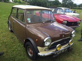MINI 1100 - 1974