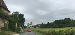 Arrivée à SIORAC