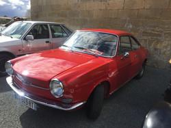 SIMCA 1000 COUPÉ - 1966