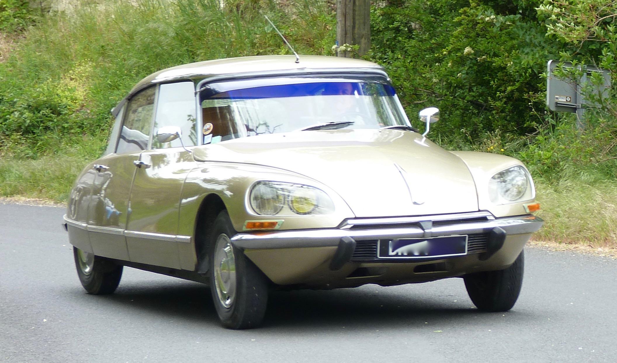 DS 20 SUPER 5 - 1971