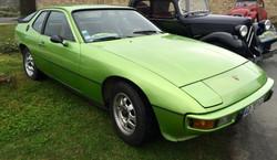 PORSCHE 924  -  1976