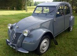 2CV - 1955