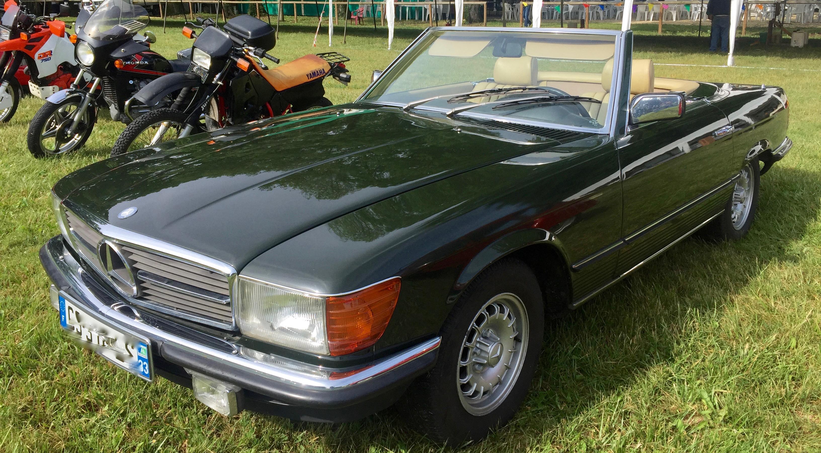 MERCEDES 290 SL - 1984