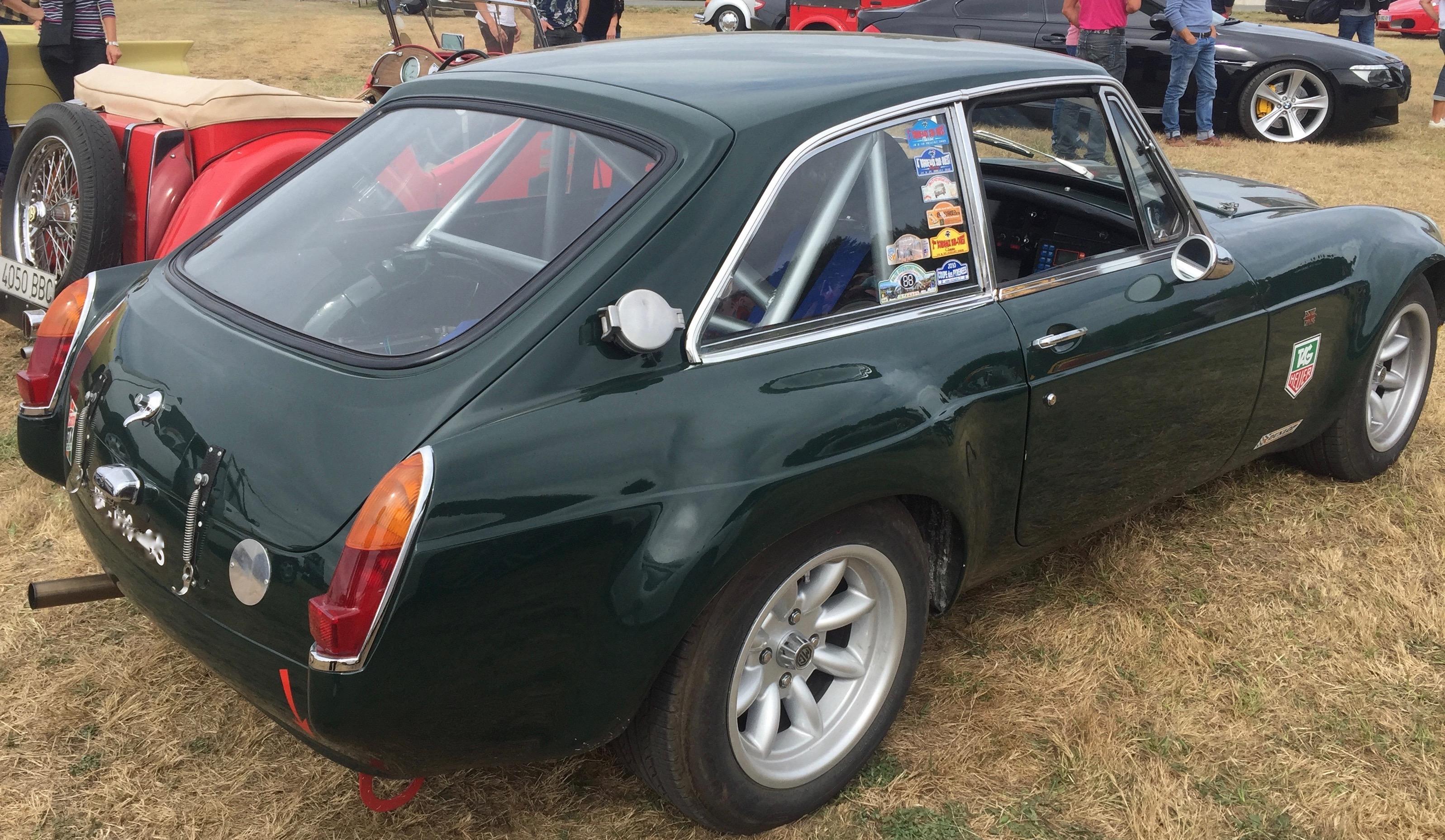 MG  BGT - 1971