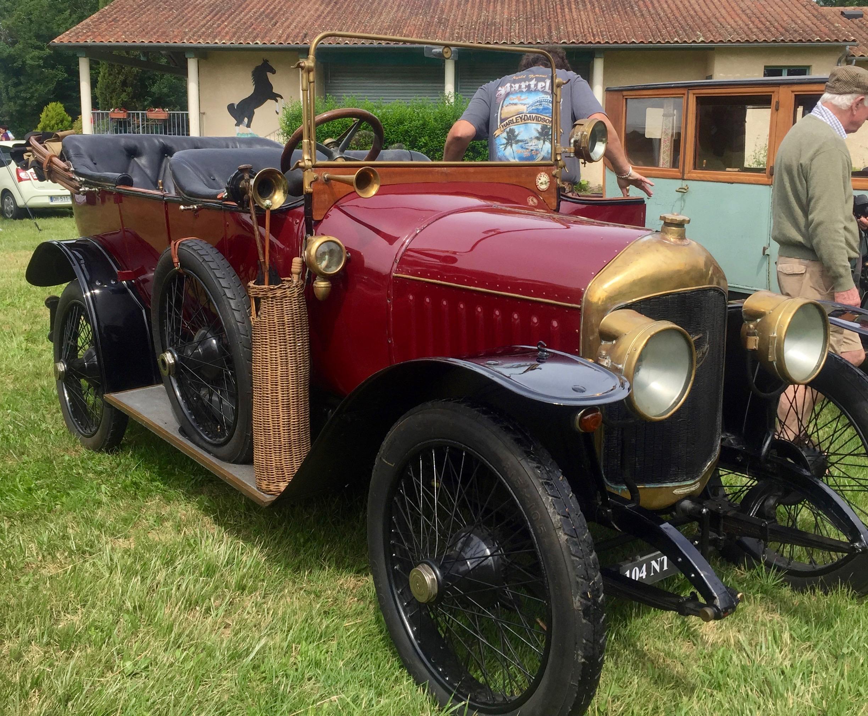 VERMOREL - 1912