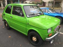 FIAT 126 - 1982