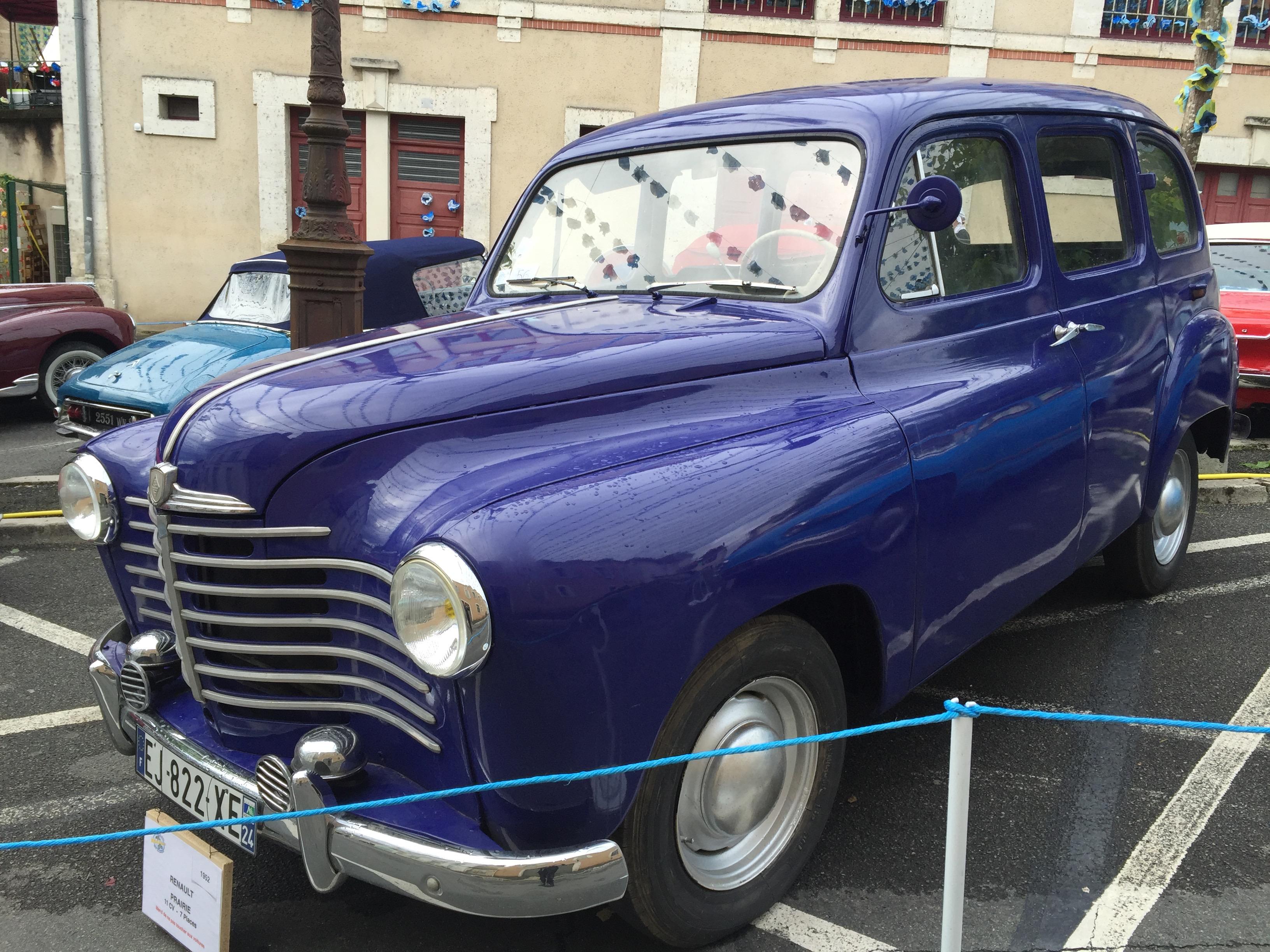 RENAULT PRAIRIE - 1952