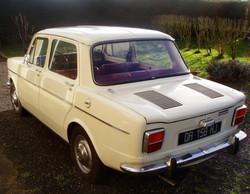 SIMCA 1000 - 1971