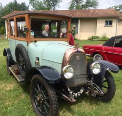 FIAT 501 -1916