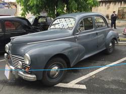 PEUGEOT 203 - 1955