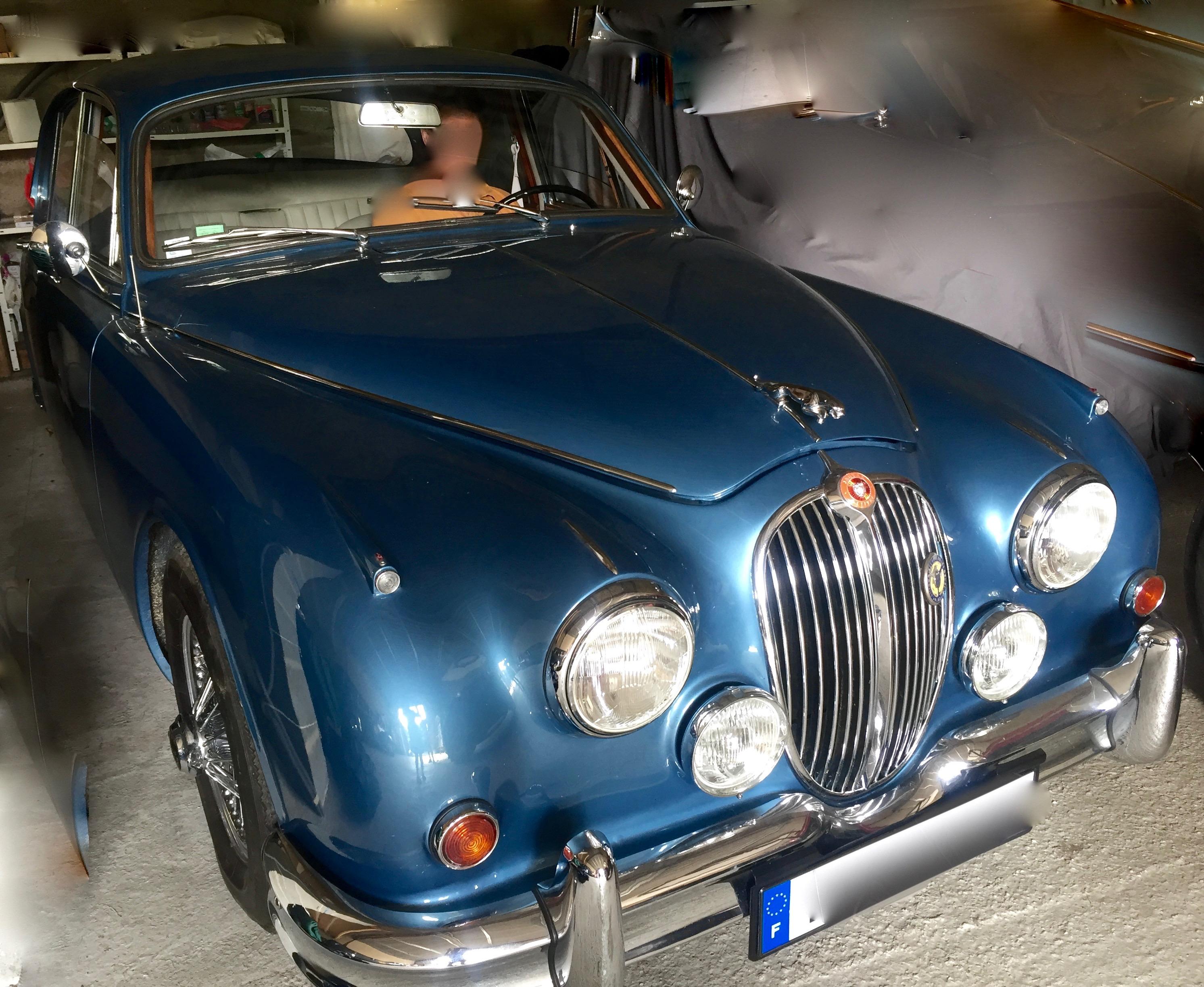 JAGUAR MK2 - 1966