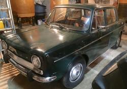 SIMCA 1000 GLS - 1967
