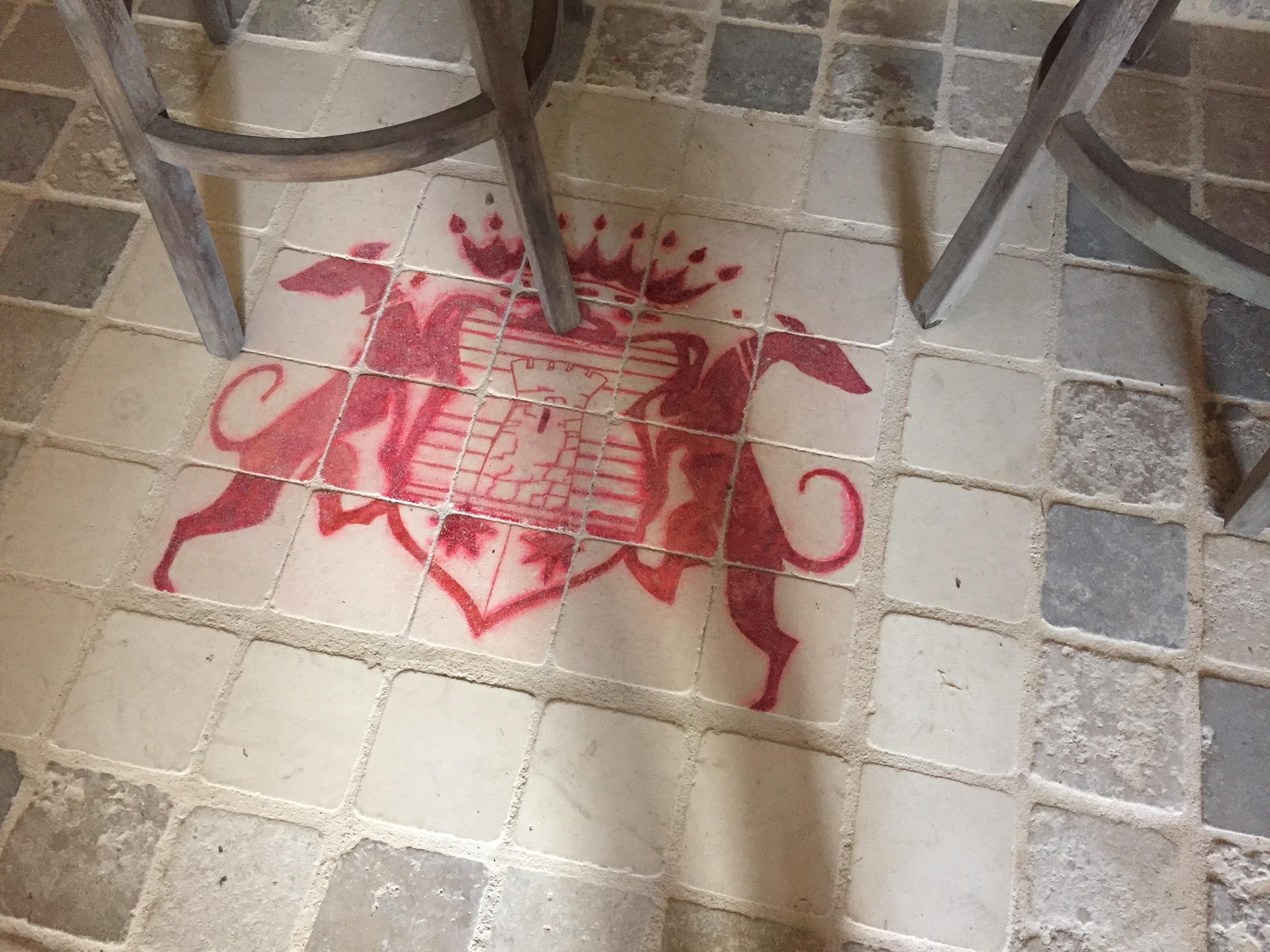 Armoirie du Château