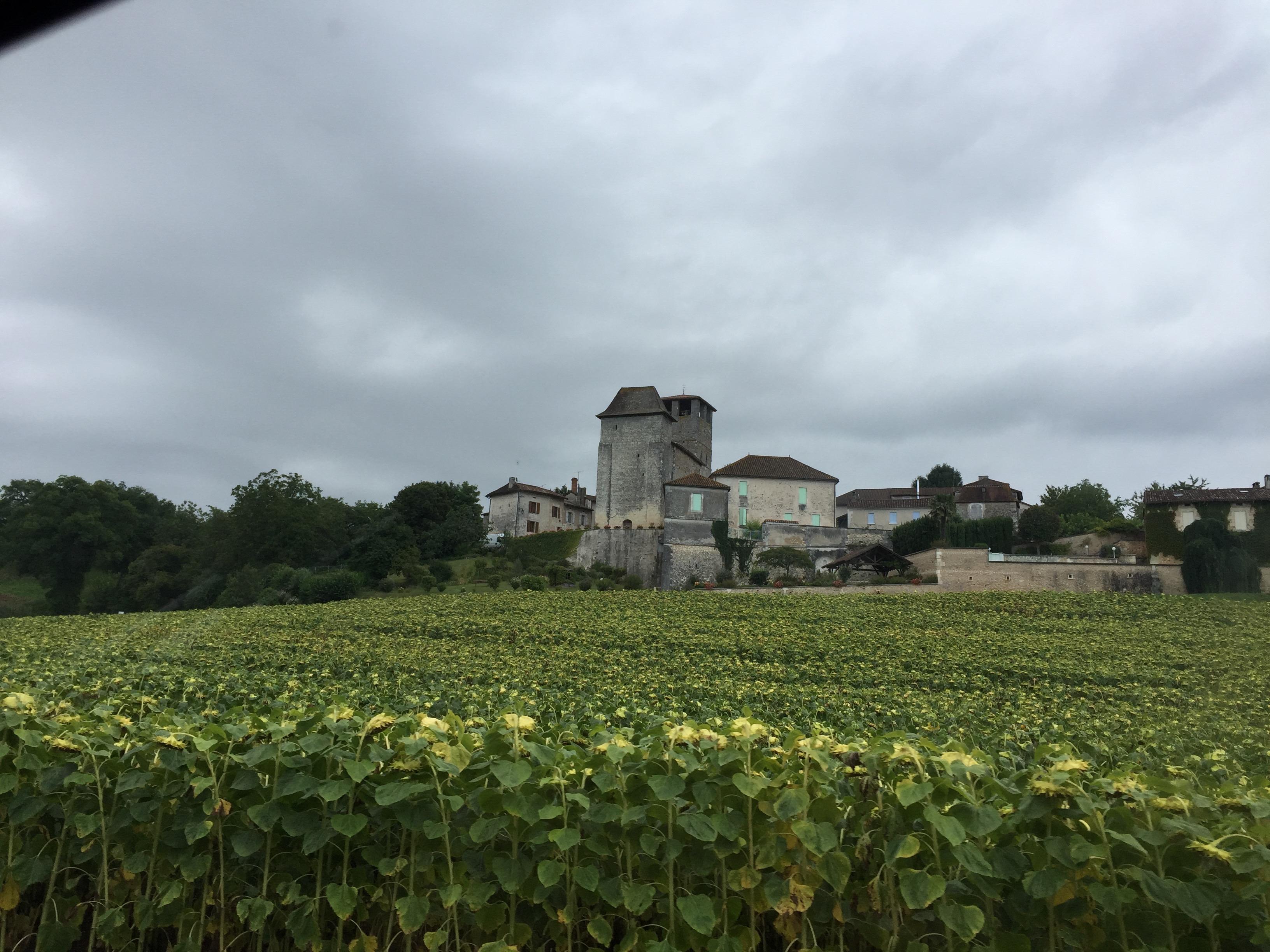 Le village de Siorac