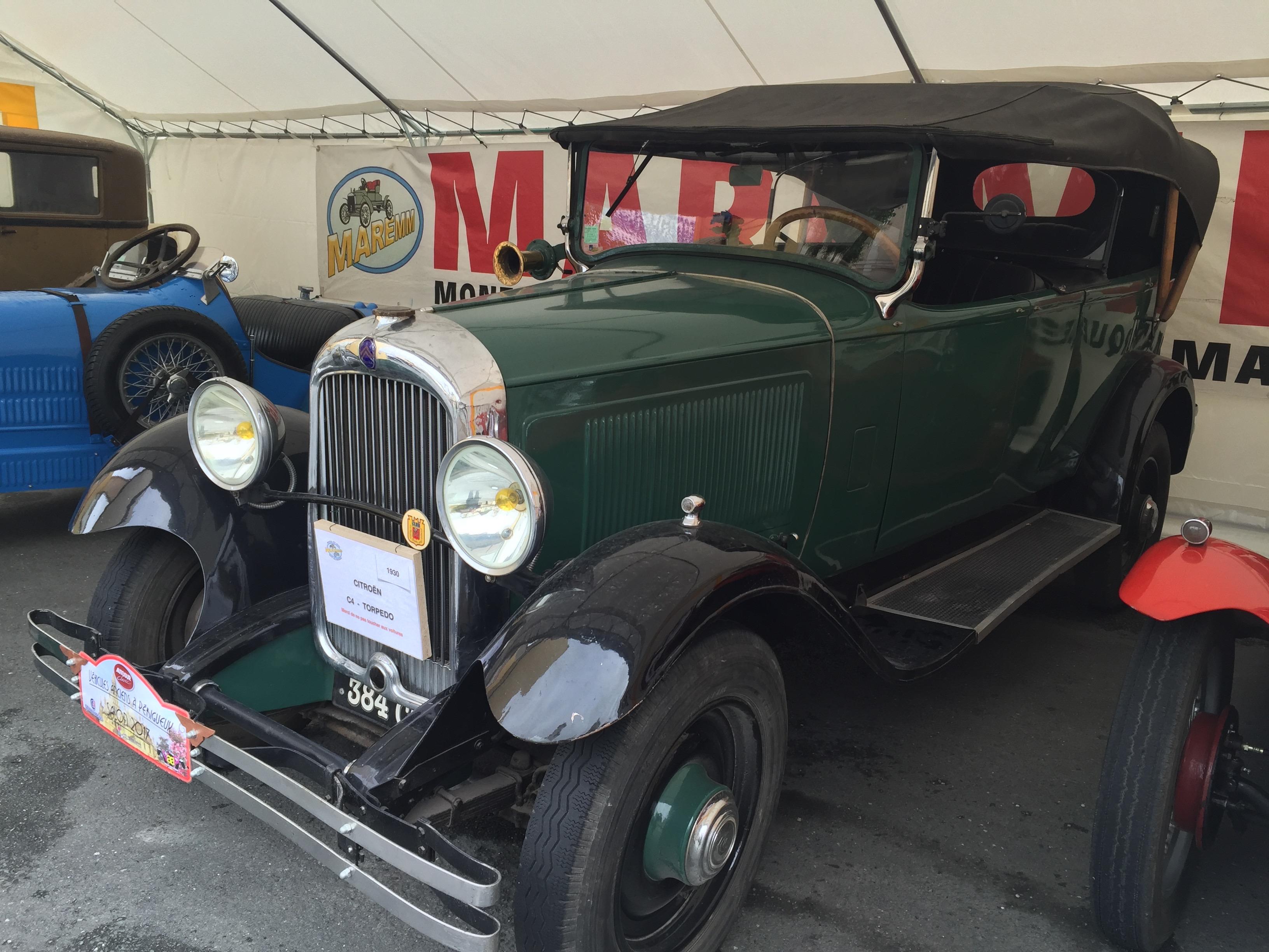 C4 TORPEDO - 1930