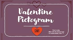 V-Day Pictogram Game