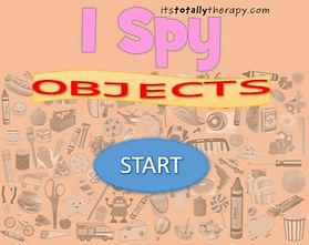 I-spy Vehicles