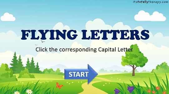 Flying Letters