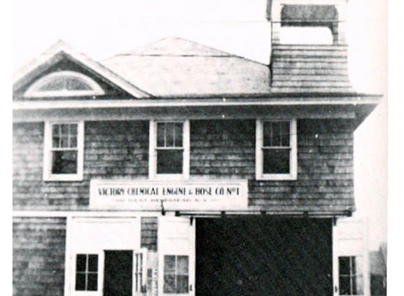 The Beginnings of the West Hempstead Fire Department - 100 Years On by Yossi Azose