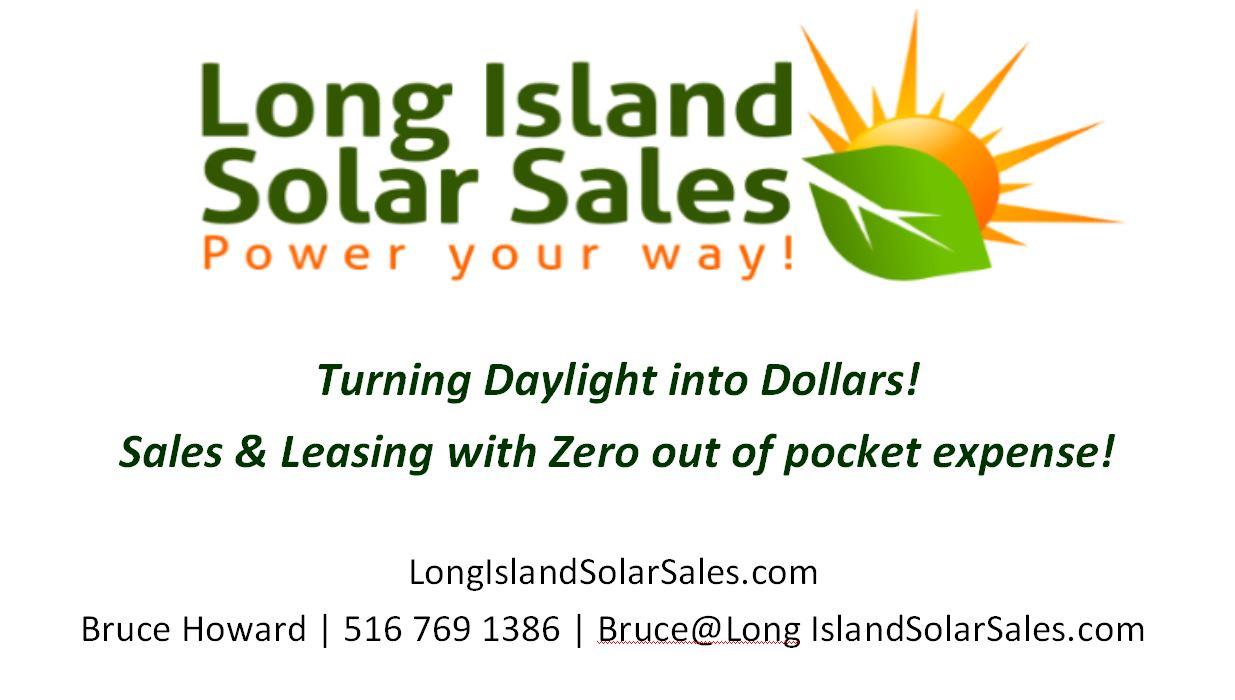 Biz Card  - Turning Daylight into Dollar