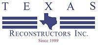 2021-2022 Sponsor - Texas Reconstructors