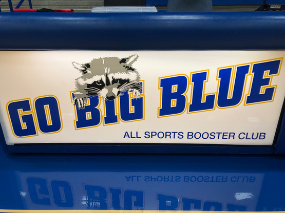 Go Big Blue!