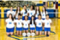 Frisco High School Lady Raccoons Freshman B Team Volleyball FHS Raccoon Frisco TX Texas