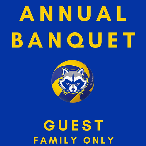 Annual Banquet | Guest (Family Only)