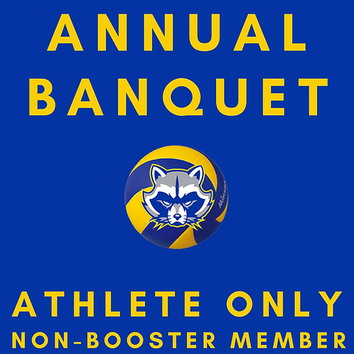 Annual Banquet | Athlete Only | Non-Booster Member